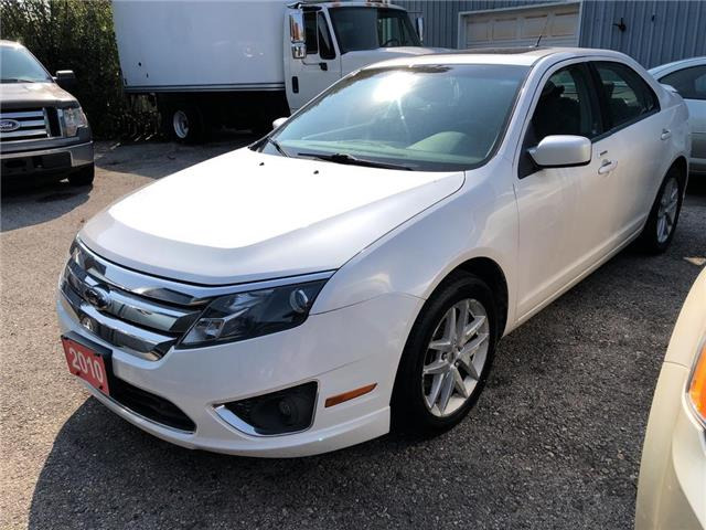 2010 Ford Fusion SEL (Stk: 40562) in Belmont - Image 1 of 16