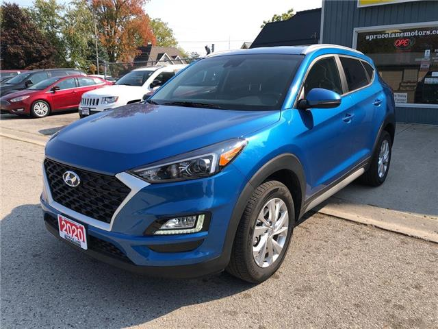 2020 Hyundai Tucson Preferred (Stk: 38035) in Belmont - Image 1 of 29