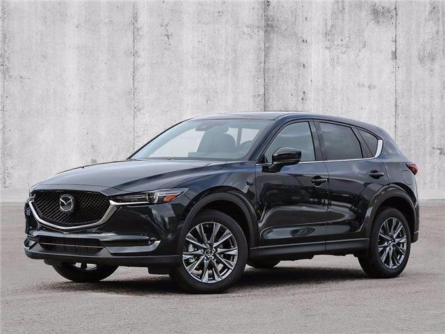 2021 Mazda CX-5 Signature (Stk: 105696) in Dartmouth - Image 1 of 23