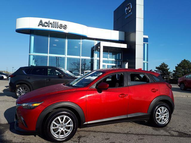 2017 Mazda CX-3 GX (Stk: L1214A) in Milton - Image 1 of 11