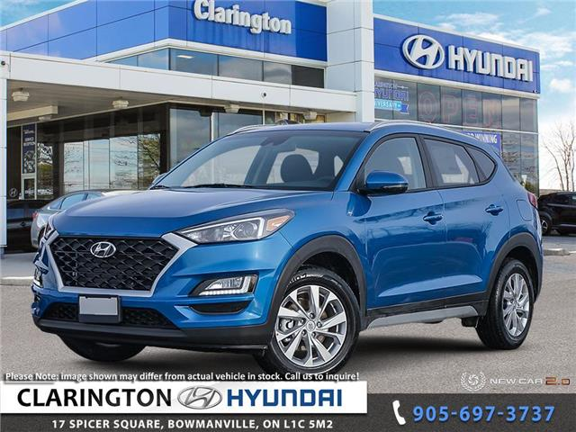 2021 Hyundai Tucson Preferred (Stk: 20604) in Clarington - Image 1 of 24