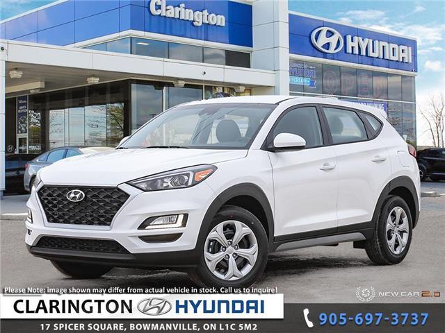 2021 Hyundai Tucson ESSENTIAL (Stk: 20607) in Clarington - Image 1 of 24