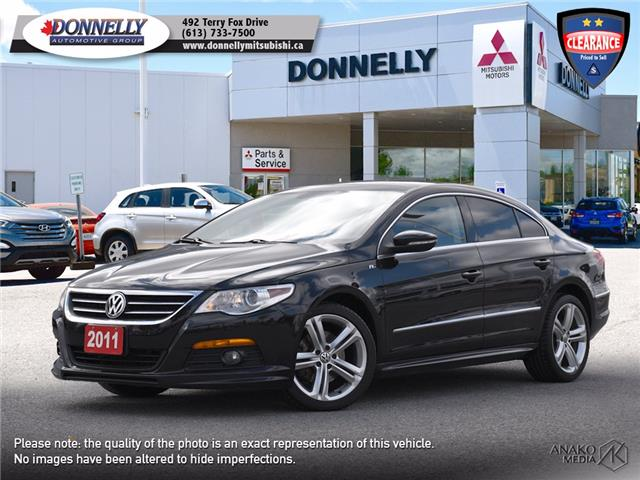 2011 Volkswagen CC Highline (Stk: MU1037A) in Kanata - Image 1 of 27