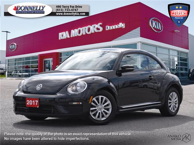 2017 Volkswagen Beetle  (Stk: KT376A) in Kanata - Image 1 of 25