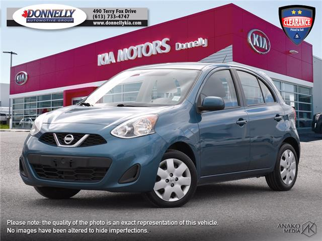 2015 Nissan Micra  (Stk: KS347B) in Kanata - Image 1 of 26