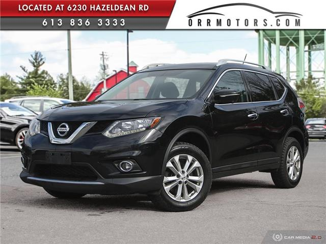2015 Nissan Rogue SV (Stk: 6238) in Stittsville - Image 1 of 27