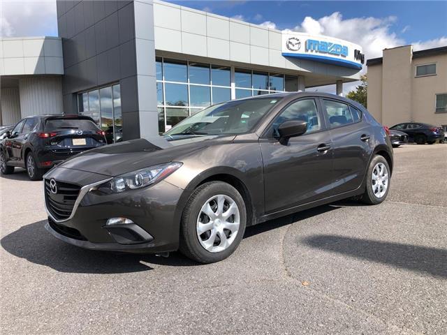 2016 Mazda Mazda3 Sport GX (Stk: 20P037) in Kingston - Image 1 of 2