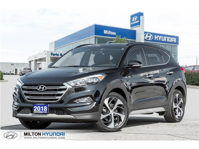 2018 Hyundai Tucson Ultimate 1.6T (Stk: 665697A) in Milton - Image 1 of 23