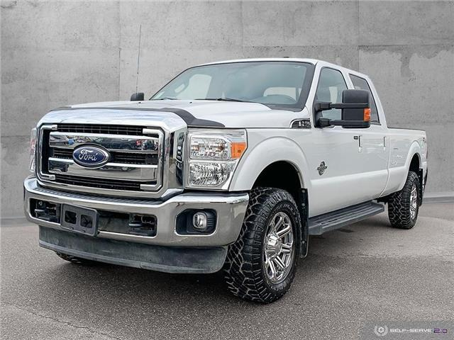 2016 Ford F-350 Lariat (Stk: 20T158A) in Quesnel - Image 1 of 24