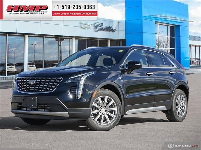 2021 Cadillac XT4 Premium Luxury (Stk: 88531) in Exeter - Image 1 of 27