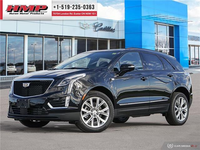 2021 Cadillac XT5 Sport (Stk: 88343) in Exeter - Image 1 of 27