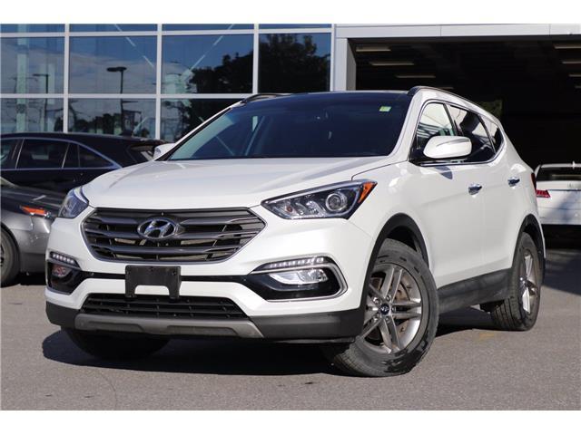 2018 Hyundai Santa Fe Sport 2.4 Luxury (Stk: 19277A) in Ottawa - Image 1 of 30