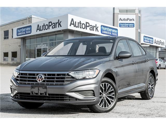2019 Volkswagen Jetta 1.4 TSI Highline (Stk: APR9653) in Mississauga - Image 1 of 19