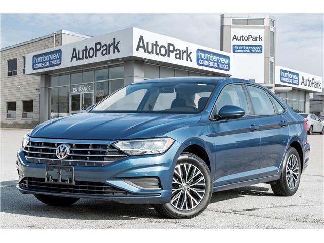 2019 Volkswagen Jetta 1.4 TSI Highline (Stk: APR9642) in Mississauga - Image 1 of 19