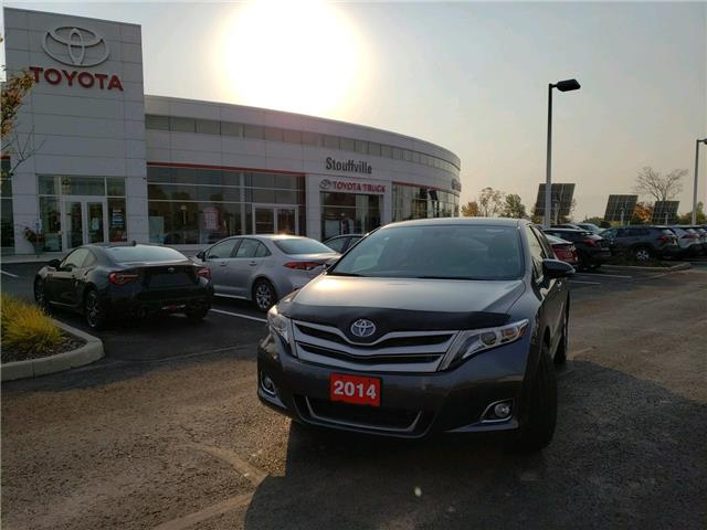 2014 Toyota Venza Base V6 4T3BK3BB1EU096744 210039A in Whitchurch-Stouffville
