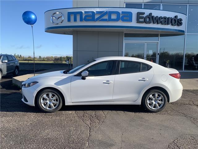 2016 Mazda Mazda3 GX (Stk: 22456) in Pembroke - Image 1 of 11