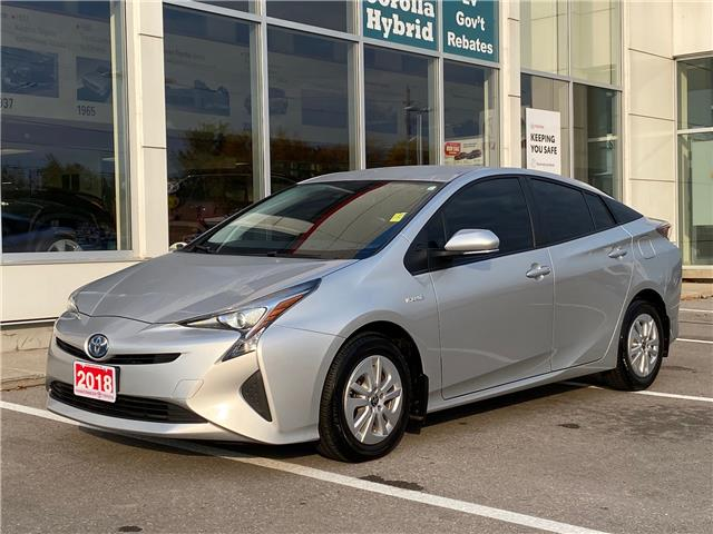 2018 Toyota Prius Base (Stk: CX019A) in Cobourg - Image 1 of 25
