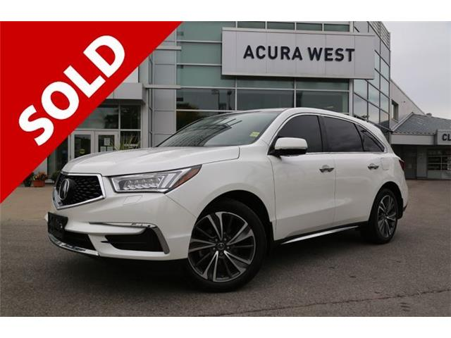2019 Acura MDX Tech (Stk: 7304A) in London - Image 1 of 1