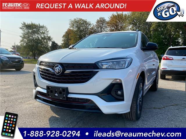 2020 Buick Encore GX Select (Stk: 20-0770) in LaSalle - Image 1 of 8