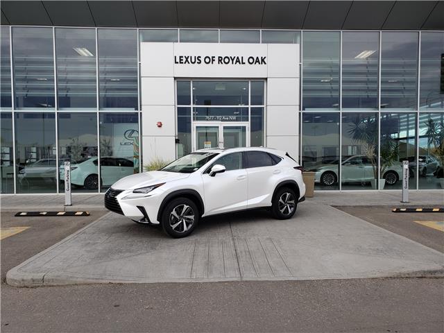 2021 Lexus NX 300 Base (Stk: L21049) in Calgary - Image 1 of 13