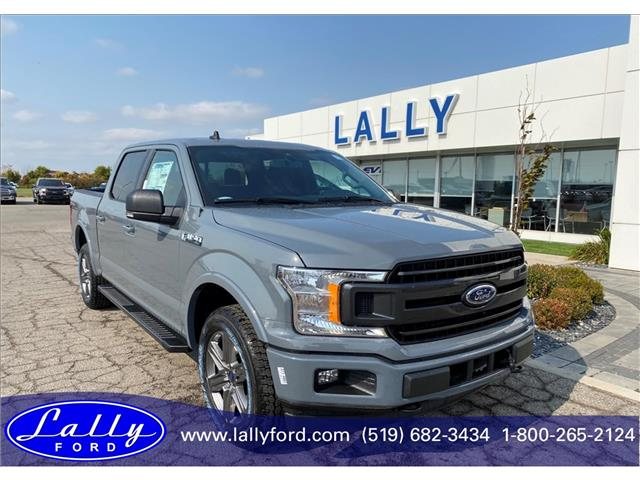 2020 Ford F-150 XLT (Stk: FF26980) in Tilbury - Image 1 of 12