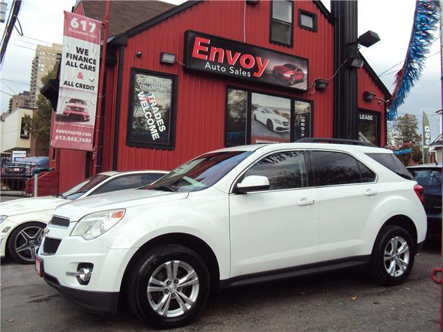 2014 Chevrolet Equinox 1LT (Stk: ) in Ottawa - Image 1 of 28