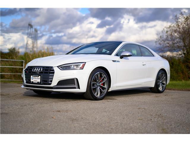 2018 Audi S5 3.0T Technik (Stk: VW1185) in Vancouver - Image 1 of 23