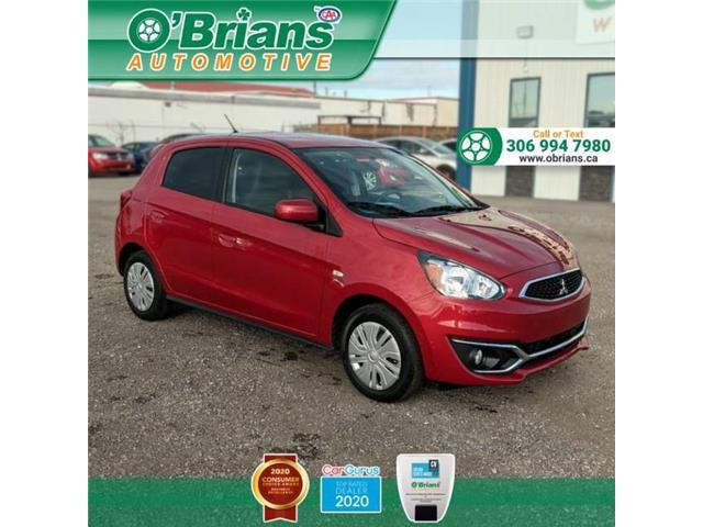 2020 Mitsubishi Mirage ES (Stk: 13871A) in Saskatoon - Image 1 of 21