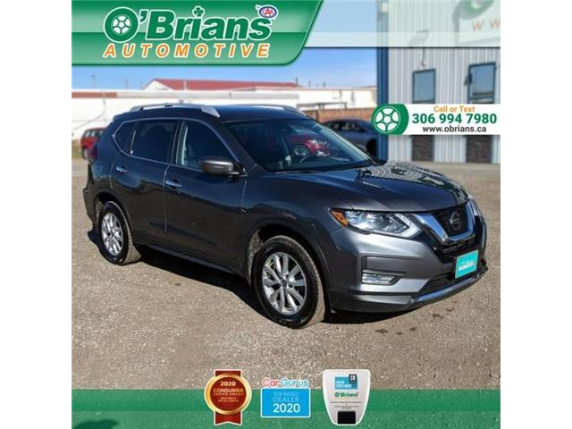 2019 Nissan Rogue S (Stk: 13857A) in Saskatoon - Image 1 of 20