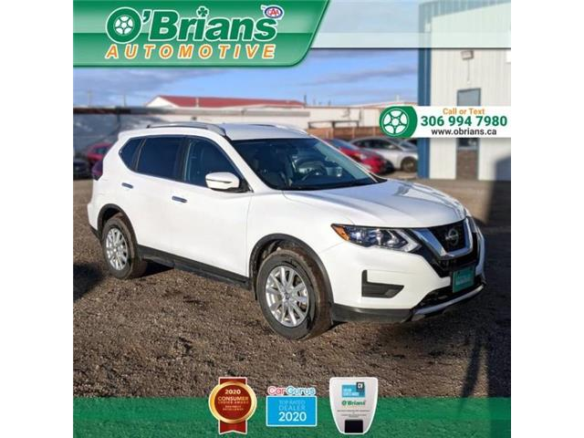2019 Nissan Rogue S (Stk: 13852A) in Saskatoon - Image 1 of 22