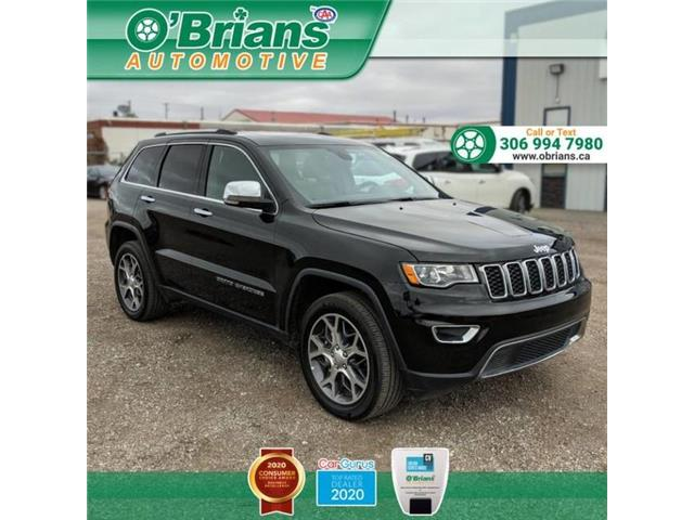 2020 Jeep Grand Cherokee Limited (Stk: 13839A) in Saskatoon - Image 1 of 24