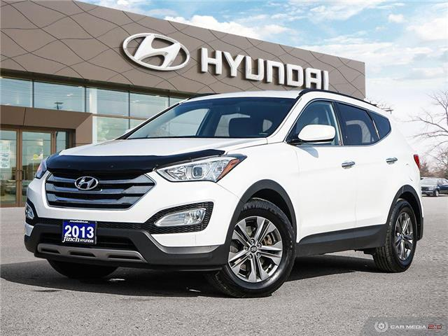2013 Hyundai Santa Fe Sport 2.4 Premium (Stk: 50690) in London - Image 1 of 27