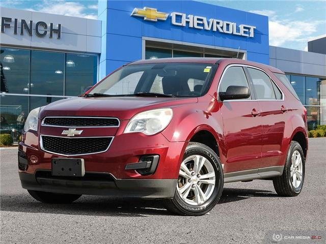 2010 Chevrolet Equinox LS (Stk: 151481) in London - Image 1 of 28
