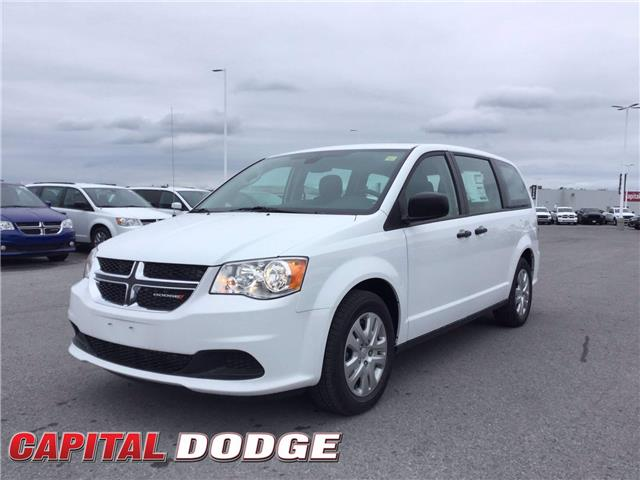 2019 Dodge Grand Caravan 29E Canada Value Package (Stk: K01154) in Kanata - Image 1 of 21