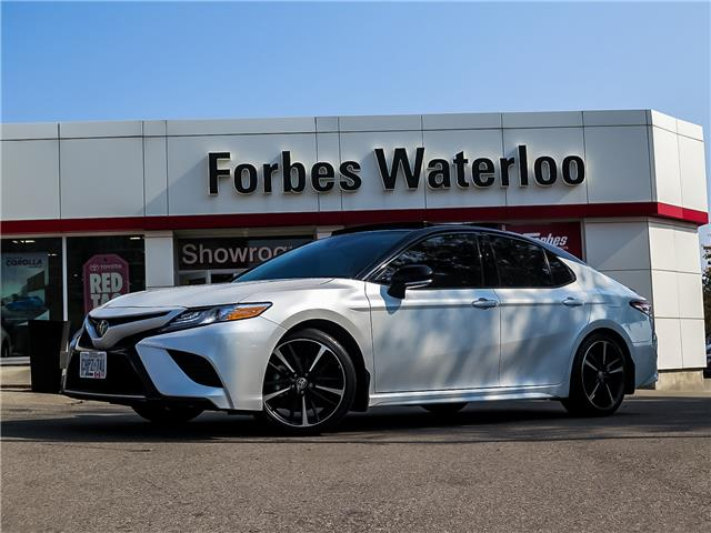 2020 Toyota Camry XSE (Stk: 03060) in Waterloo - Image 1 of 22