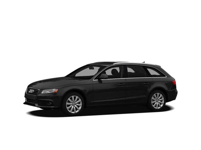 Used 2010 Audi A4 2.0T  - Chilliwack - Mertin GM