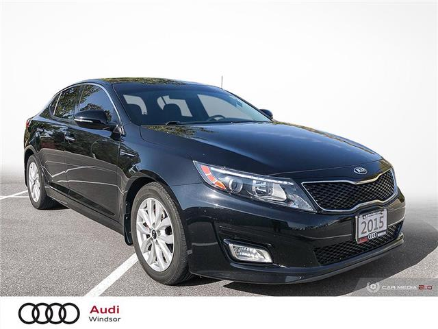 2015 Kia Optima  (Stk: 9997A) in Windsor - Image 1 of 25
