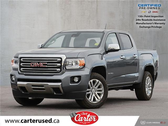 2018 GMC Canyon  (Stk: 18172L) in Calgary - Image 1 of 27