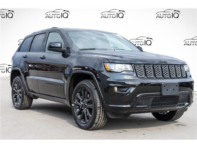 2021 Jeep Grand Cherokee Laredo (Stk: 44187) in Innisfil - Image 1 of 28