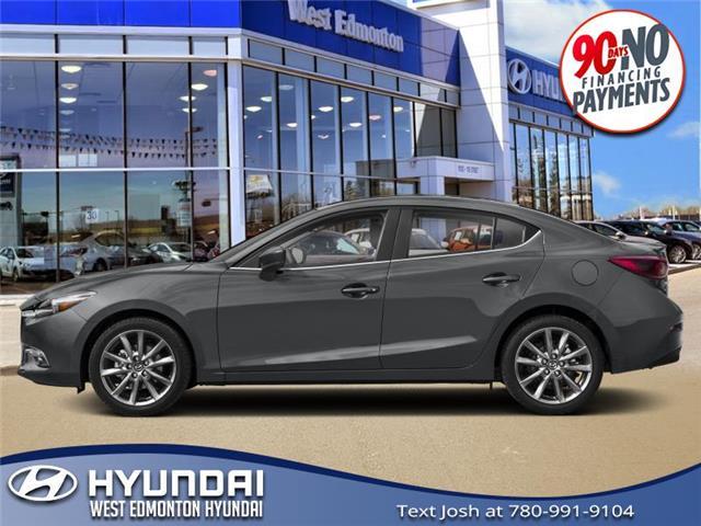 Used 2018 Mazda Mazda3 GT  - Edmonton - West Edmonton Hyundai
