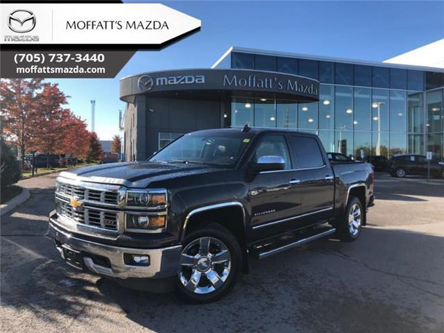 2015 Chevrolet Silverado 1500 LTZ (Stk: 28634) in Barrie - Image 1 of 22