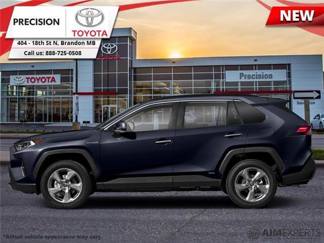 2021 Toyota RAV4 Hybrid Limited (Stk: 21015) in Brandon - Image 1 of 1