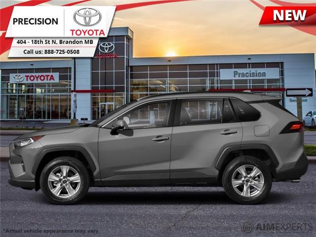 2021 Toyota RAV4 Hybrid XSE Technology Package (Stk: 21014) in Brandon - Image 1 of 1