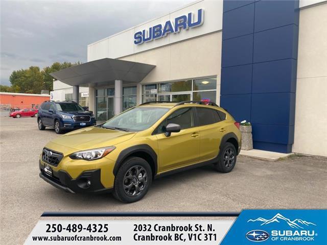 2021 Subaru Crosstrek Outdoor (Stk: 240011) in Cranbrook - Image 1 of 23