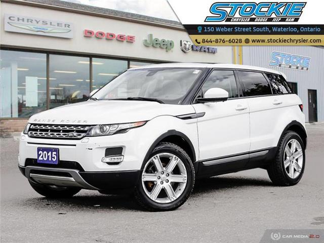 2015 Land Rover Range Rover Evoque  (Stk: 35023) in Waterloo - Image 1 of 27
