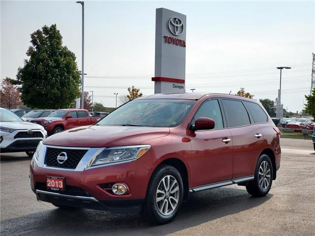 2013 Nissan Pathfinder  (Stk: 21057A) in Bowmanville - Image 1 of 26