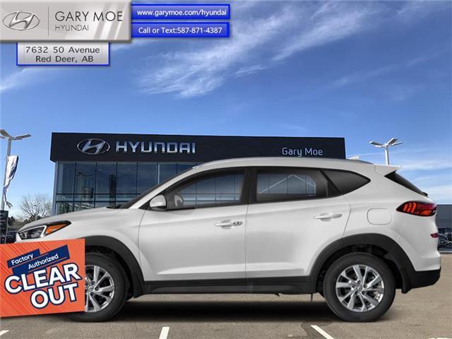 2021 Hyundai Tucson Preferred (Stk: 1TU0345) in Red Deer - Image 1 of 1