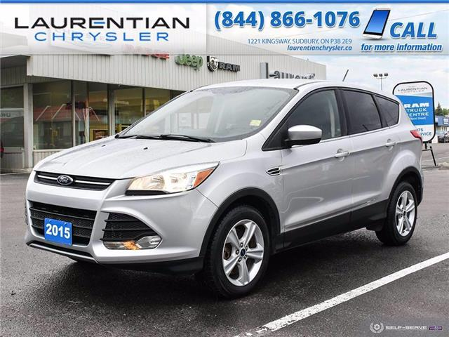 2015 Ford Escape SE (Stk: P0157A) in Sudbury - Image 1 of 28