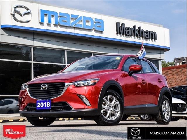2018 Mazda CX-3 GS (Stk: P2017) in Markham - Image 1 of 27