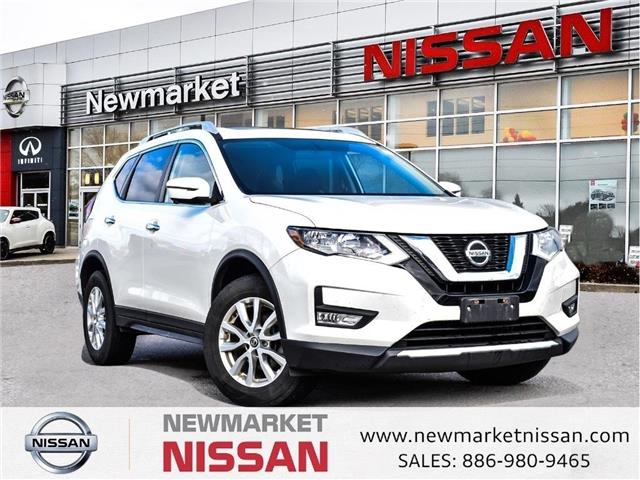 2018 Nissan Rogue SV (Stk: UN1163) in Newmarket - Image 1 of 24